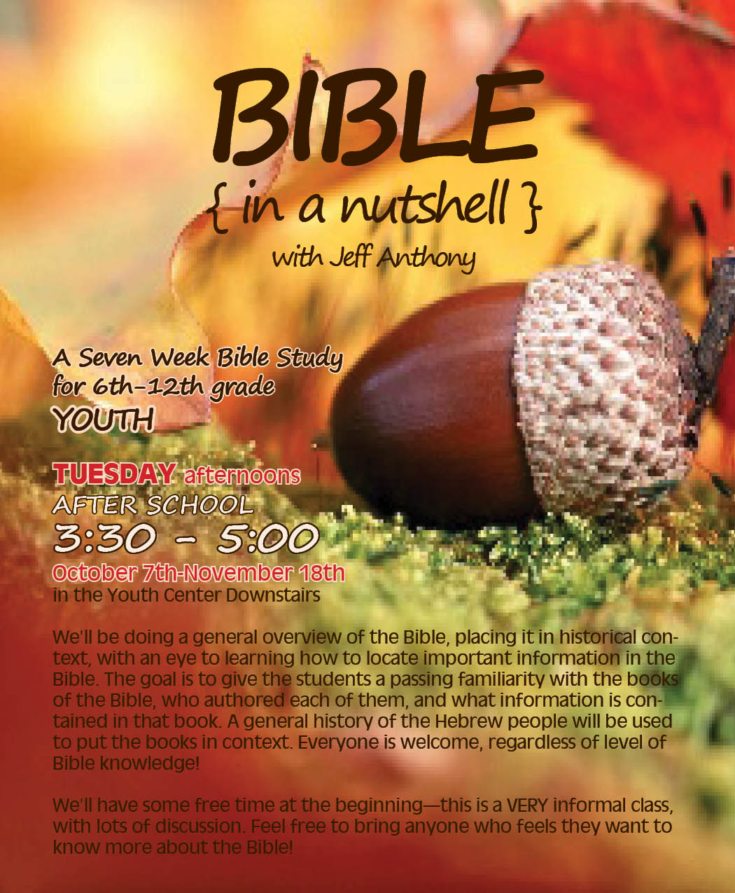 Ezekiel bible study methodist